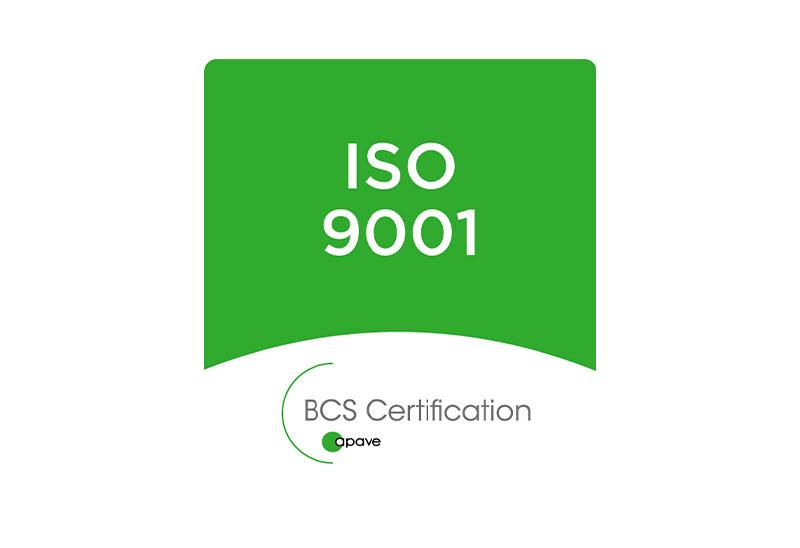 Lyon cintrage Seignobos certification ISO 9001